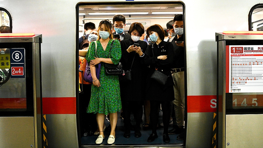En China, en las últimas 24 horas se han descubierto 28 casos, entre ellos 12 asintomáticos.