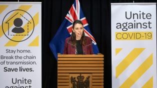 Nueva Zelanda analiza prolongar el cierre total por la propagación de la variante Delta
