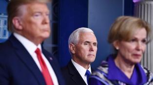 """Pence rompió lanzas con Trump y dijo que sería """"antiético"""" que él revoque el resultado electoral"""