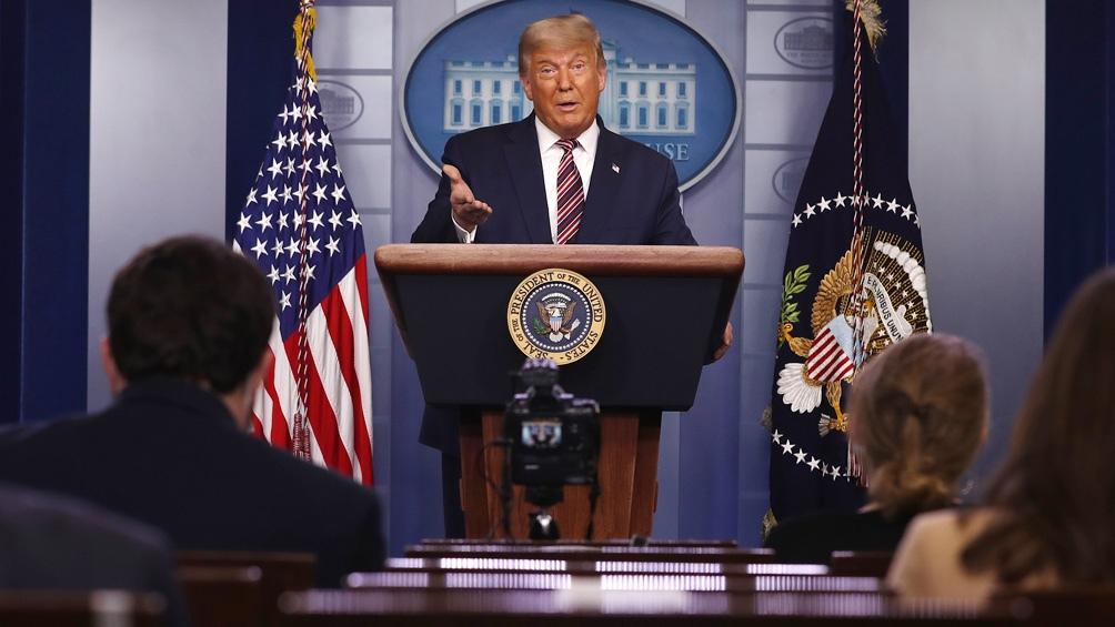 Trump y una decisión en contra de la ONU.