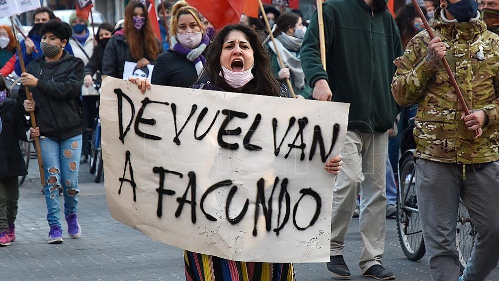 Uno de los casos que puso bajo la mira a las fuerzas a cargo de Berni fue el de Facundo Astudillo Castro.