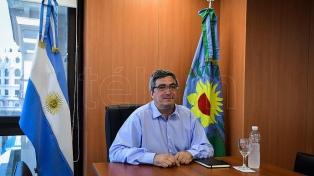 """Javier Rodríguez: """"Apuntamos a industrializar regionalmente la producción agropecuaria"""""""
