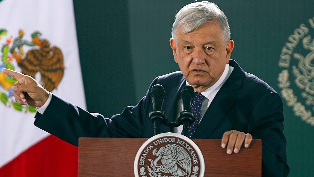 El presidente mexicano espera mejorar su relación con Biden