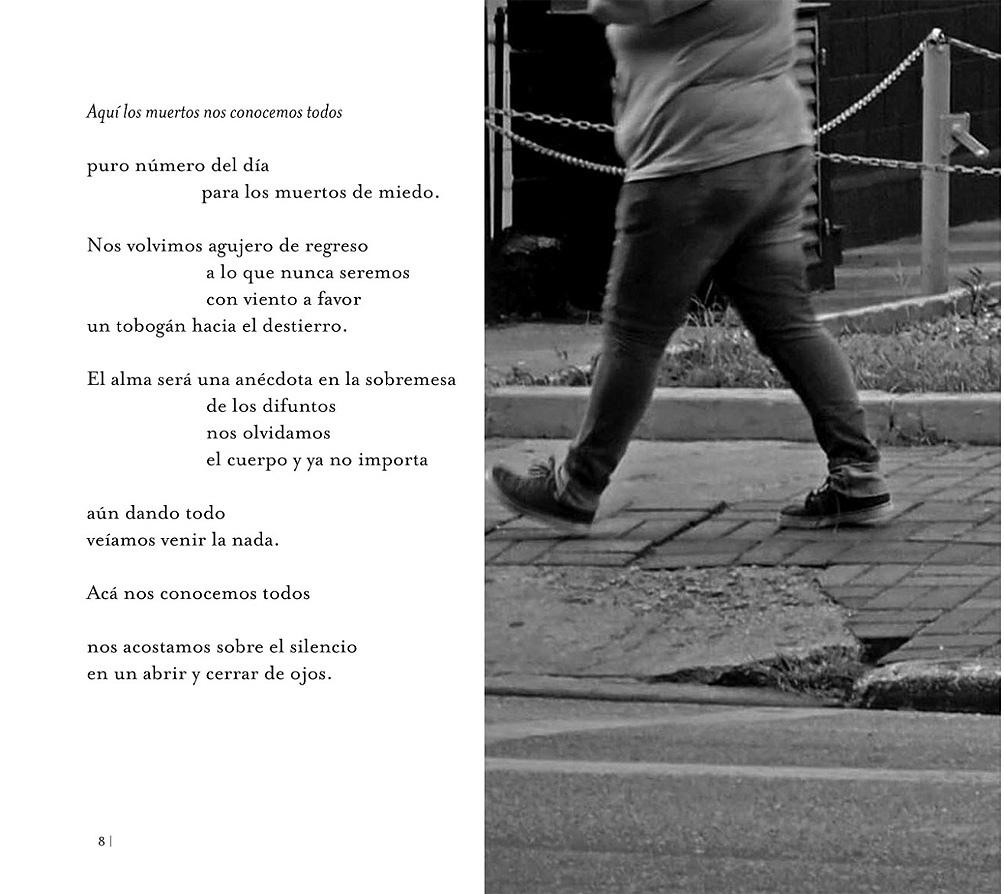 Así abre el libro de Diego Capusotto publicado por Ediciones Lamás Médula.