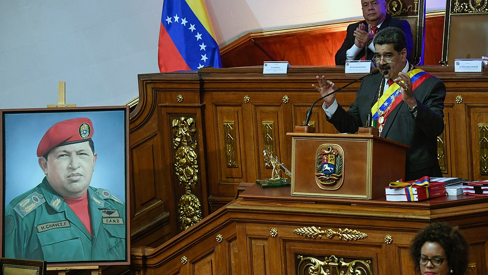 El PC y Maduro: de aliado a enemigo