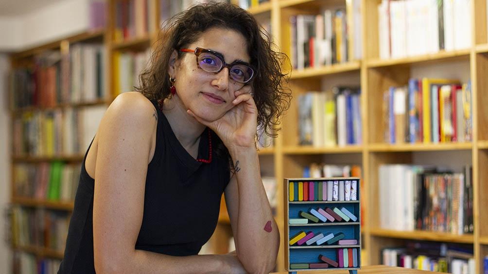 Cecilia Fanti es librera, autora y fue parte del equipo de comunicación de Penguin Random House.