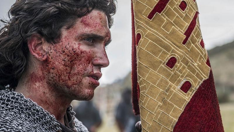 """Jaime Llorente es """"El Cid"""": """"En cualquier lugar del mundo se pueden hacer series muy buenas"""""""