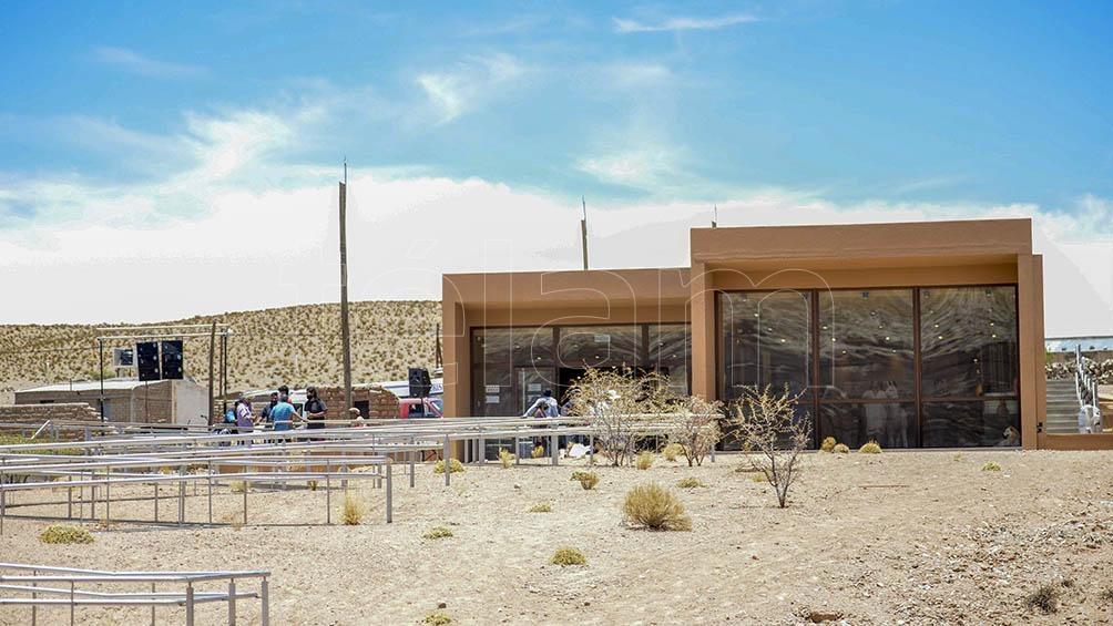 Centro de Interpretación Arqueológica de Barrancas