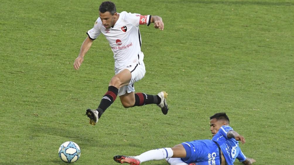 Maxi Rodríguez estará presente frente a Unión