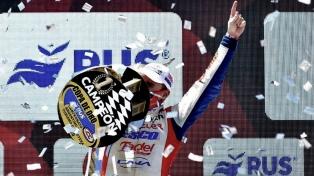 Mariano Werner es el nuevo campeón de Turismo Carretera