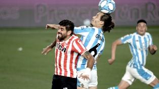 Racing empató con Estudiantes en la previa del trascendental juego ante Boca por la Copa