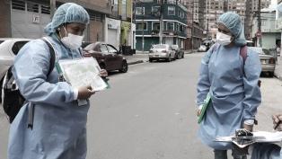 Bogotá impone restricciones de movilidad por el aumento de casos de coronavirus