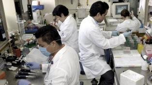 El Presidente destacó el trabajo de los investigadores científicos del país
