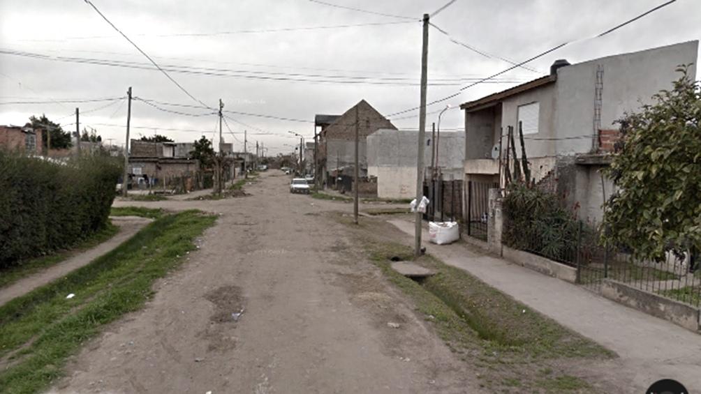 El hecho fue descubierto el último domingo en una vivienda de la calle Fournier al 4000, en la localidad de Gregorio de Laferrere