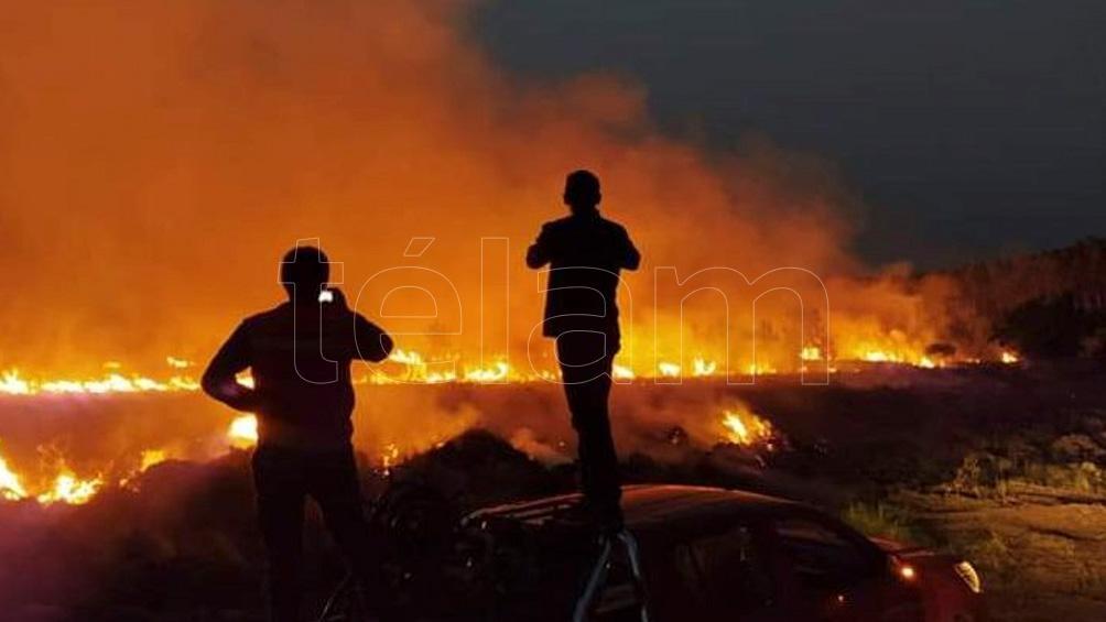 En Córdoba se incendiaron más de 300.000 hectáreas