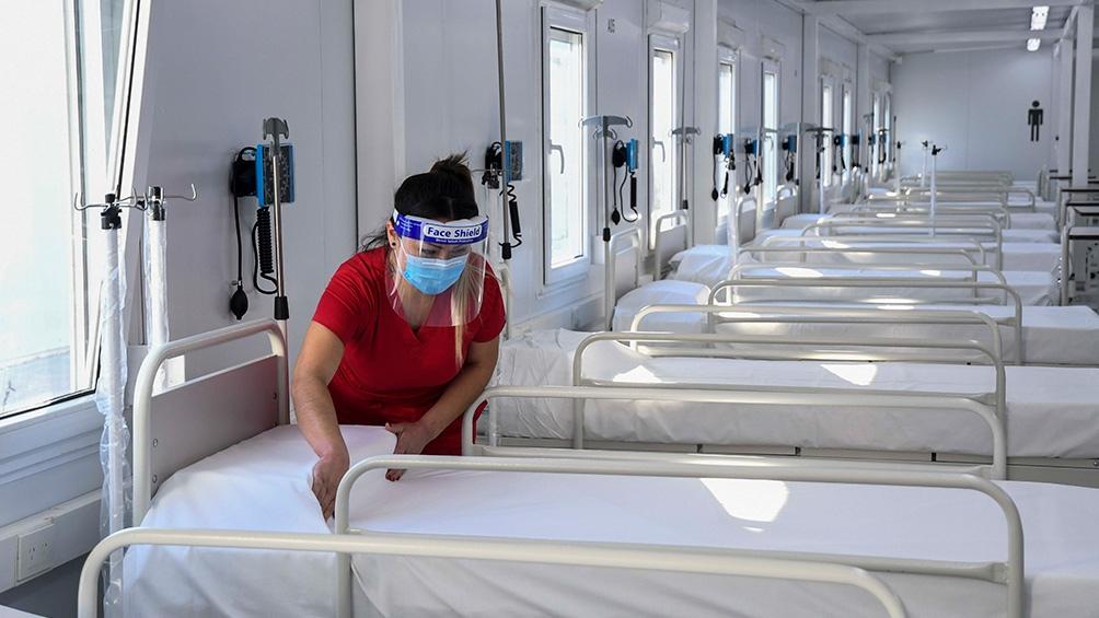 Recientemente, se anunció la construcción de otros 18 centros modulares sanitarios en diez provincias para brindar asistencia durante el verano.