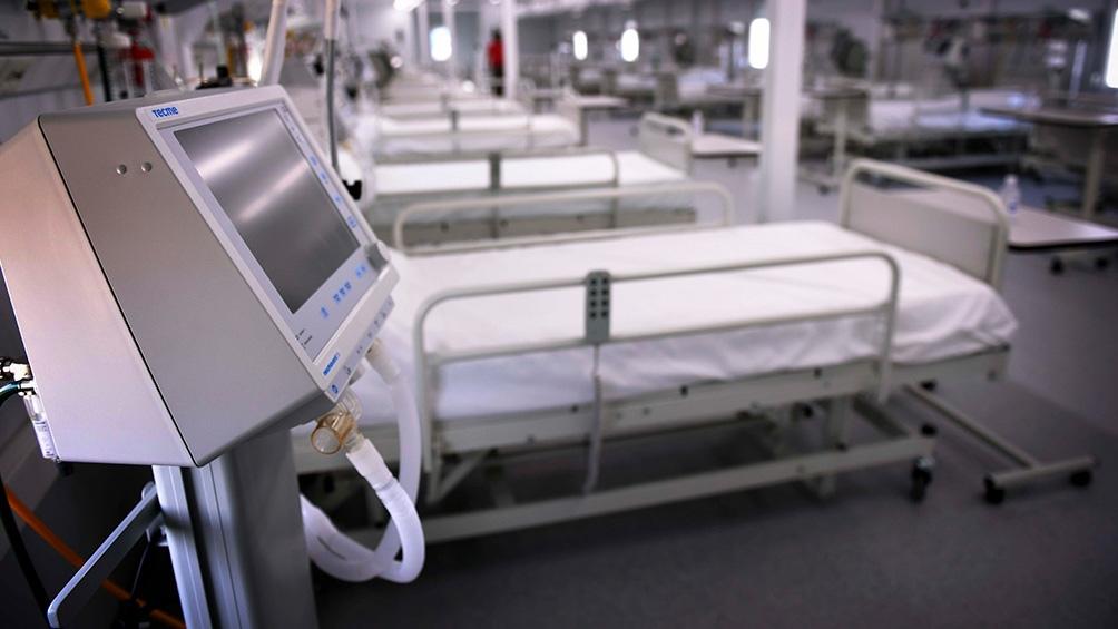 """""""Duplicamos la inversión en infraestructura y equipamiento hospitalario"""", asegura Arnaldo Medina., secretario de Calidad en Salud del Ministerio de Salud."""