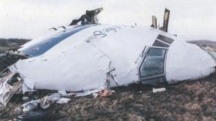 Washington acusa a un libio por el atentado de Lockerbie, 32 años después