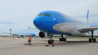 Aerolíneas Argentinas retomará la conectividad con Puerto Madryn y aumentará frecuencias