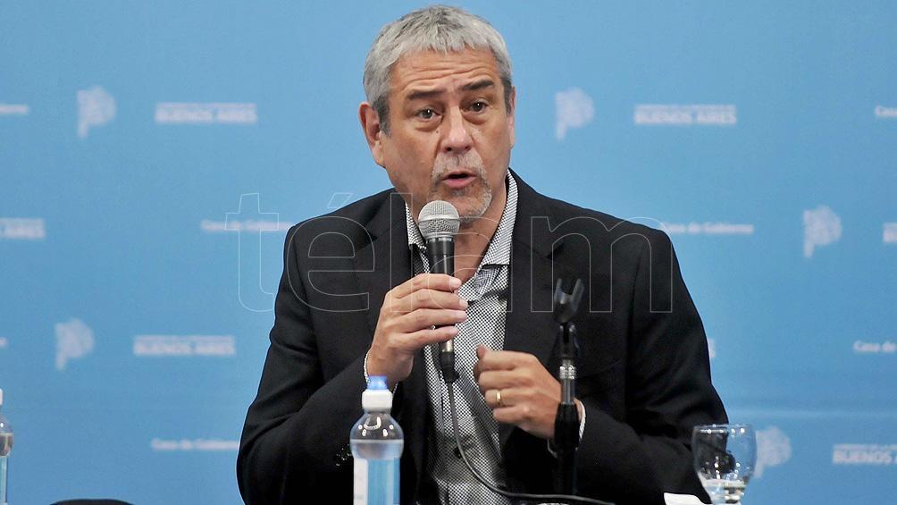 El ministro Ferraresi brindó detalles de los créditos.