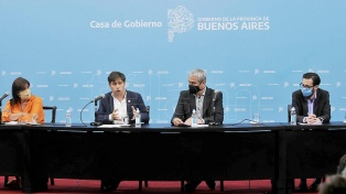 Kicillof y Ferraresi lanzaron el programa Casa Propia en cinco municipios bonaerenses