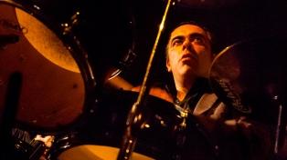 El gran baterista Oscar Giunta toca en su Mendoza natal
