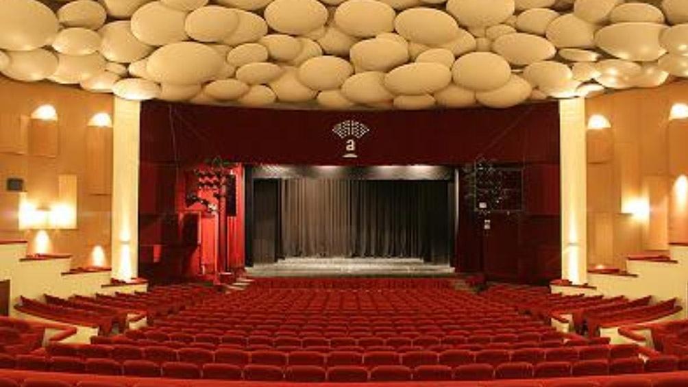 El Teatro diseñado por Alejandro Bustillo