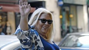 Carrió dijo que pensó en irse del país, tras ser denunciada por festejar su cumpleaños en cuarentena