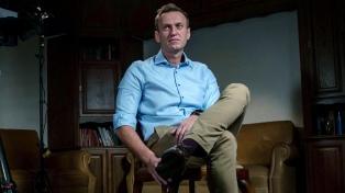 La Fiscalía pidió revocar la suspensión de una sentencia contra Navalny y que siga encarcelado