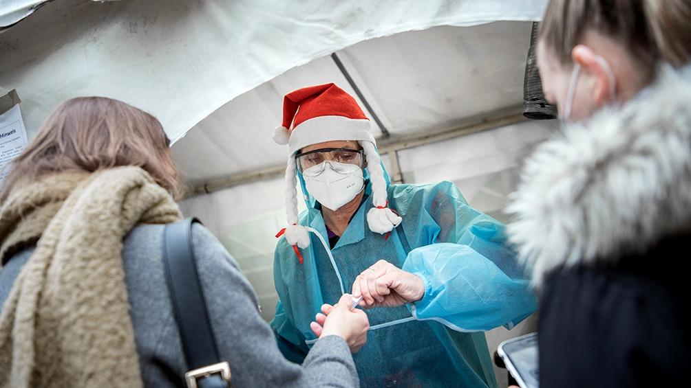 Los ciudadanos podrán hacerse al menos una prueba rápida gratuita de antígenos a la semana.