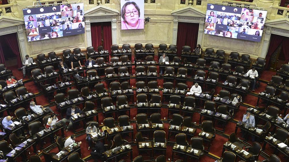 Diputados dio sanción definitiva al proyecto que establece una nueva fórmula de ajuste de las jubilaciones