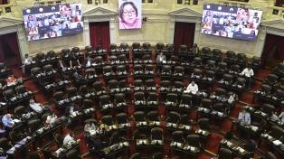Diputados trata en el recinto el martes 29 la nueva fórmula de movilidad jubilatoria