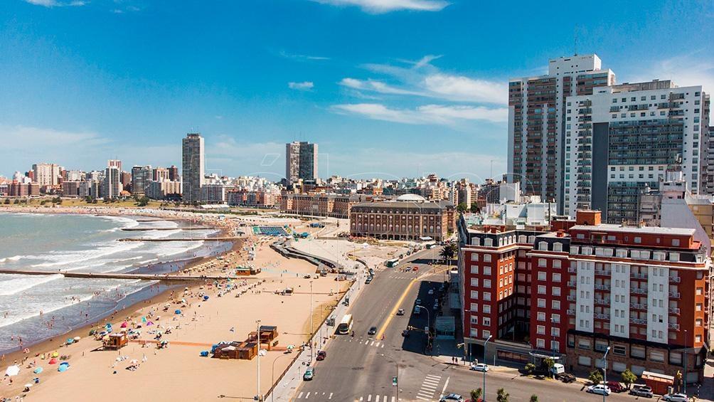 Mar del Plata tiene una plaza de 52.000 camas.