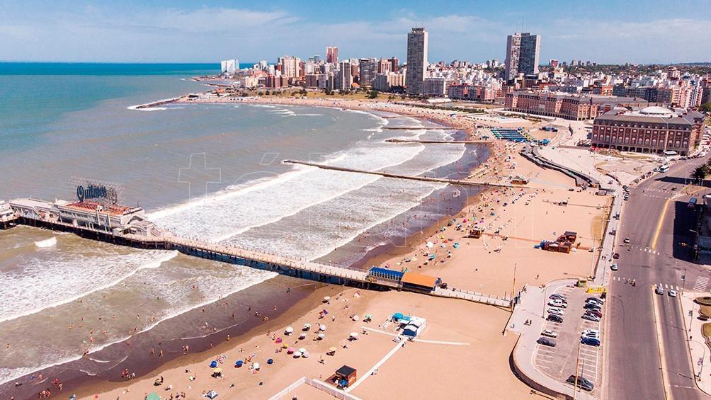 En lo que va de diciembre el Partido de la Costa recibió 350 mil turistas.