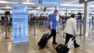 """Garantizan un regreso """"ordenado"""" a todos los argentinos en el exterior"""