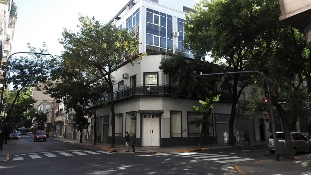 Los acusados fueron detenidos cuando caminaban por la calle Solís al 100, en el barrio porteño de Monserrat