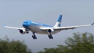 Vuela hacia Rusia el avión que traerá la segunda tanda de vacunas