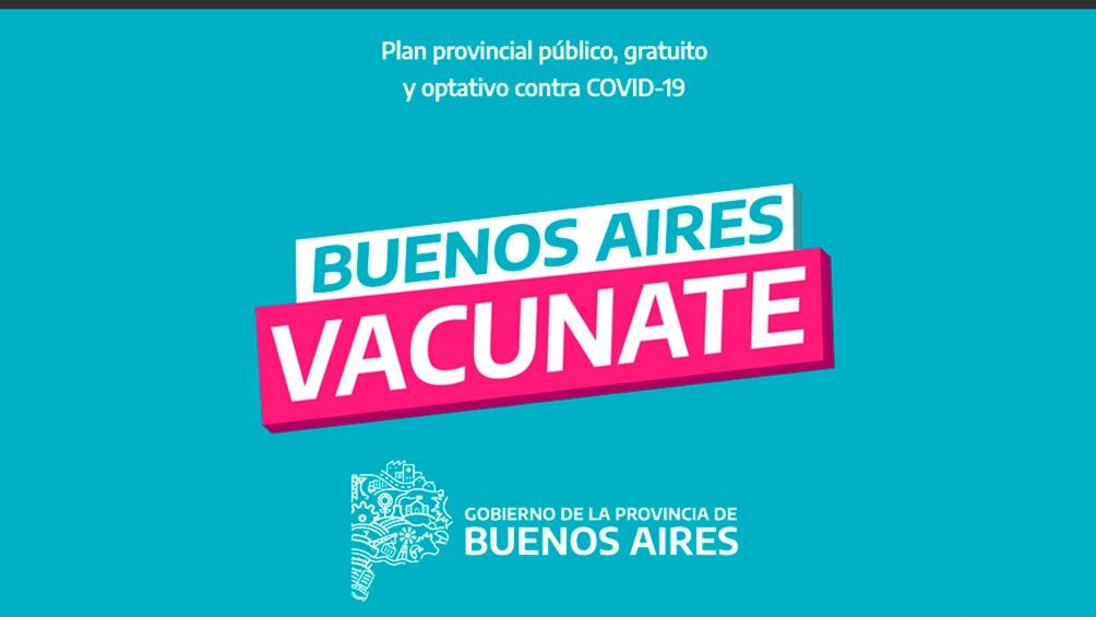 La provincia de Buenos Aires superó los 3,5 millones de bonaerenses vacunados