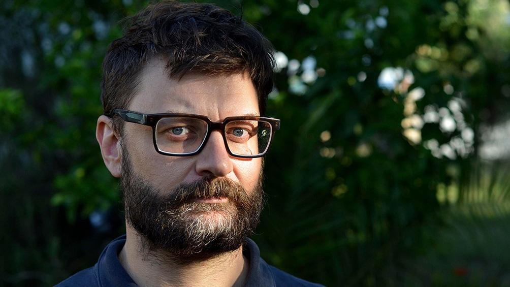 """Falco es autor de los libros de cuentos """"222 patitos"""", """"La hora de los monos"""" o """"Un cementerio perfecto""""."""