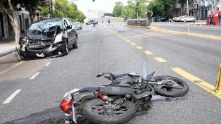 El joven que atropelló y mató a dos chicas en moto en Navidad iba a 111 km/h