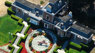 """""""Neverland"""", la icónica propiedad de Michael Jackson, se vendió por 22 millones de dólares"""