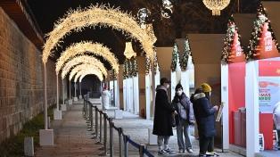 Corea del Sur reporta récord diario de casos de coronavirus el día de Navidad