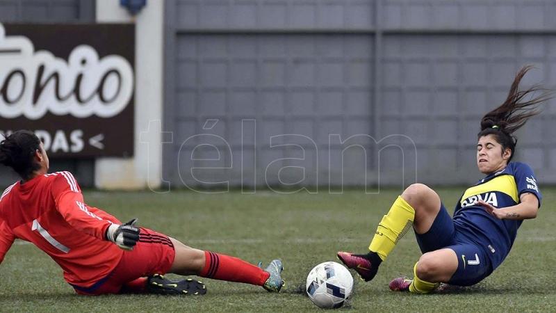 River-UAI Urquiza y Boca-San Lorenzo juegan las semifinales del fútbol femenino