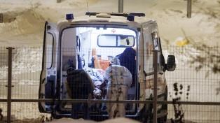 Por la variante Delta, Moscú registró un récord diario de casos de coronavirus