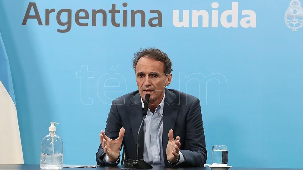 """Gabriel Katopodis anunció que """"en los próximos tres años, Comodoro Rivadavia tendrá mucha obra pública""""."""