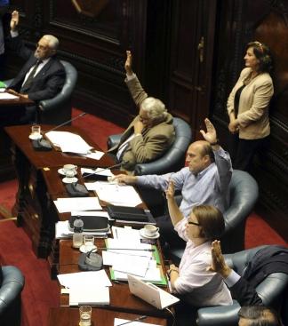 La ley uruguaya de 2012 creó servicios legales de IVE en el sistema de salud