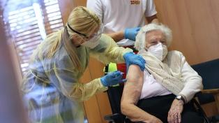 Crecen los casos de coronavirus en Europa por la variante Delta