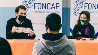 En áreas urbanas los microcréditos rondan los 40 mil pesos.