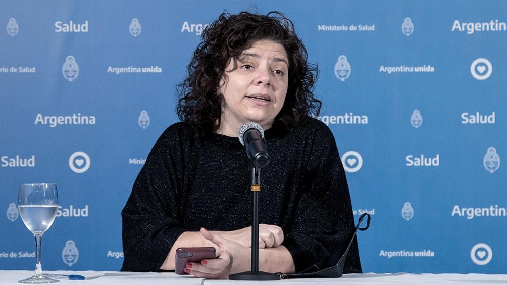 Vizzotti reiteró en Mendoza que los casos