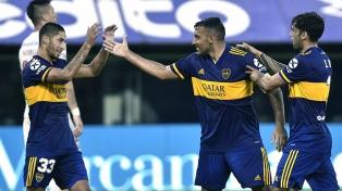 """Boca cumplió con su """"obligación"""" y venció a Huracán por un """"ex-Globo"""""""